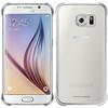 Carcasa Clear Cover Plata Samsung Galaxy S6 Samsung