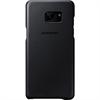 Carcasa Piel Negra Samsung Galaxy Note 7 Samsung