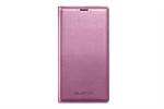 Funda Flip Wallet Rosa Samsung Galaxy S5