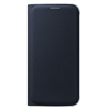 Funda Flip Wallet Tela Negra Samsung Galaxy S6 Edge Samsung