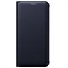 Funda Flip Wallet Negro Azulado Samsung Galaxy S6 Edge Plus Samsung