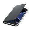Funda Flip Wallet Negra Azulada Samsung Galaxy S7 Samsung