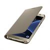 Funda Flip Wallet Oro Samsung Galaxy S7 Samsung