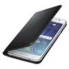 Funda Flip Cover Negra + Tarjetero Galaxy J5 Samsung