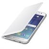 Funda Flip Cover Blanca jetero Tarjetero Galaxy J5 Samsung