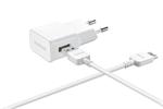 Transf Micro USB 21 pin USB 3.0 Blanco Samsung