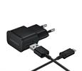 Transformador 2mAh + Cable Micro USB) Negro Samsung