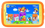 "Samsung Galaxy Tab 3 Kids 7"" 8gb Yellow/Orange"