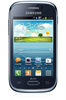 Samsung - Samsung Galaxy young duos s6312 deep blue