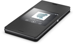 Tapa con ventana color negra Sony Xperia Z3 Sony