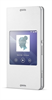 Tapa con ventana color blanca Sony Xperia Z3 Compact Sony
