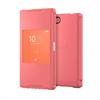 Funda Tapa con ventana color coral Sony Xperia Z5 Compact Sony