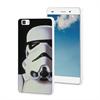 Funda TPU Clon Huawei P8 Lite Star Wars