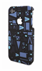 V&l Carcasa Pop Art azul Apple iPhone 4/4S V&L
