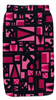 V&l Funda Bagmovil Pop Art rosa V&L