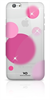 White Diamonds Swarovski Carcasa Candy Crystal/Rosa Apple iPhone 6 White Diamonds