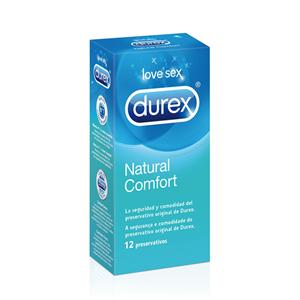 Durex - Natural Comfort / Natural Plus