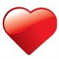 Pasante Preservativo Corazón