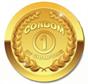 Pasante Preservativo Dorado Gold Metal