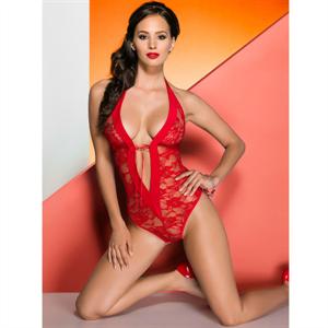 Avanua Rayen Body Rojo S/M