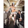 Baci Lingerie Baci - First Class Flight Attendant One Size