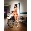 Baci Lingerie - Baci - Candy Nurse Set One Size