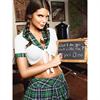 Baci Lingerie Baci - Boarding School Colegiala Set One Size