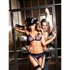 Baci Lingerie - Baci - Noche oficial de policía de la Patrulla Set One Size