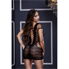Baci Lingerie - Corset Front Lace Mini Dress (Mini Vestido Corset)