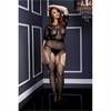 Baci Lingerie Baci - Crotchless Suspender Body Q