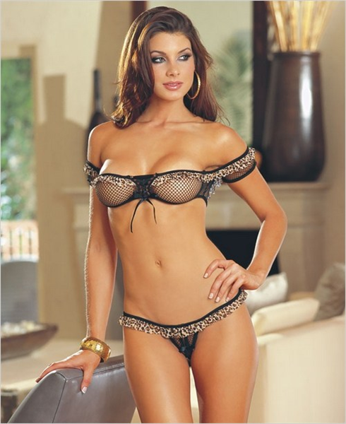 Dream Girl Conjunto de Red muy Sexy (Diamond 4822)