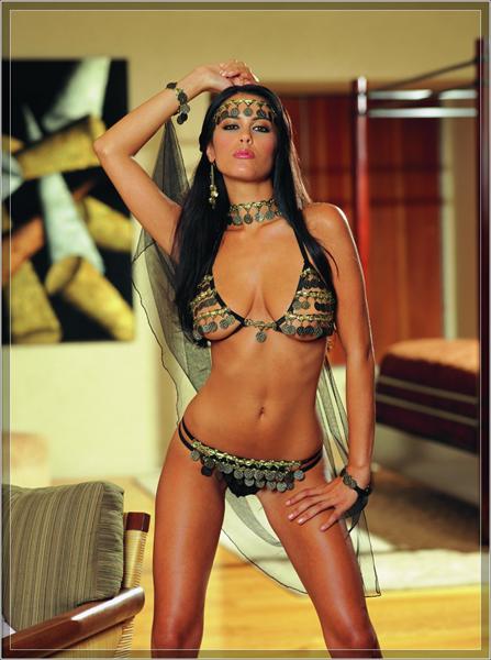 Dream Girl Disfraz Bailarina Exotica (Diamond 5012)