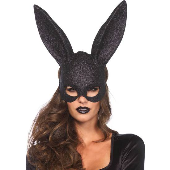 Leg Avenue Máscara de Conejo con Purpurina