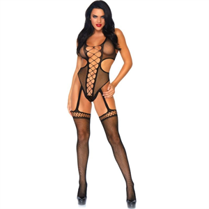 Leg Avenue Bodystocking  T.U.