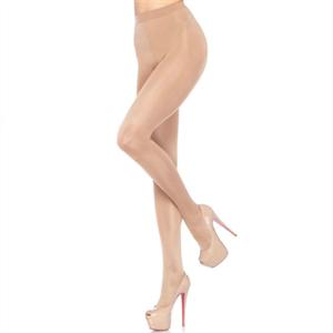 Leg Avenue Sheer Pantyhouse Lycra Nude
