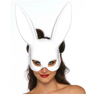 Leg Avenue Masquerade Rabbit Blanco