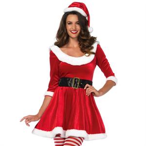 Leg Avenue Santa Claus 3pcs Set S/M
