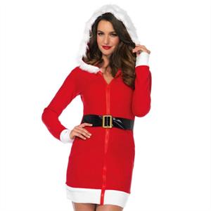 Leg Avenue Santa Claus Sexy Dress  Talla S