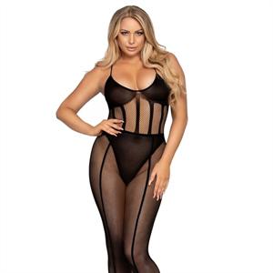 Leg Avenue Set Bodysuit Y Falda Talla Unica