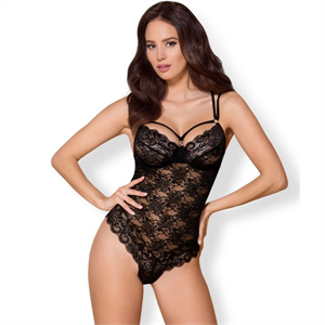 Obsessive - 860-ted-1 Teddy Negro S/M