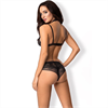 Obsessive - Cuerpo Ailay Negro S / M
