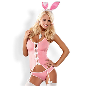 Obsessive Disfraz Conejita Bunny Suit  S/M