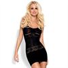 Obsessive D307 Vestido Negro  S/M/L