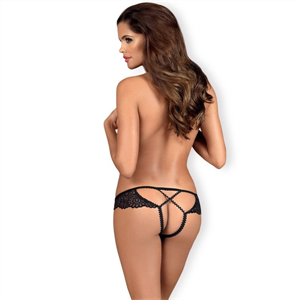 Obsessive - Mixty Panties Con Abertura S/M