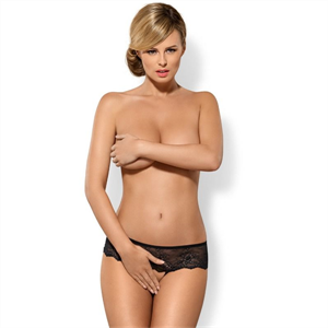 Obsessive Panties Con Abertura Merossa S/M