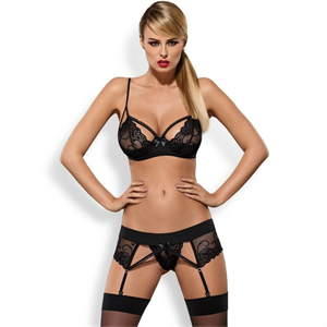 Obsessive - Wonderia 3 Pieces Set S/M
