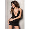 Miracle Chemise Negro By Passion Woman S/M
