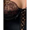 Passion Woman - Passion Brida Corset Negro S/M