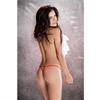 Passion Woman - Passion Erotic Line Tanga Blanco Mt012