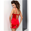 Passion Woman - Passion Loraine Chemise & Tanga Rojo S/M